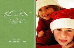 Holiday photo card by InviteShop.com. #holidaycards #holidayphotocards #cheapholidaycards #christmascards