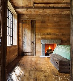 Home Tour: A New Home with a Venerable Past in Rural Connecticut - Connecticut Cottages & Gardens - November 2017 - Connecticut