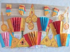 Art Lessons For Kids, Projects For Kids, Diy For Kids, Art Projects, Crafts For Kids, Instrument Craft, Musical Instruments, Diy Paper, Paper Crafts