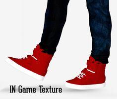 15 meilleures images du tableau Chaussures Homme Sims 3