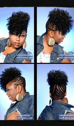 Black hairstyles  Discount Watches  discountwatches.g...  More Fashion at www.thedillonmall...  Free Pinterest E-Book Be a Master Pinner  pinterestperfecti...