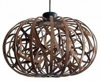 who'd think a lamp that looks like a ball of twine could be so cool?