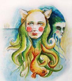 Illustration by Dina Hoppe