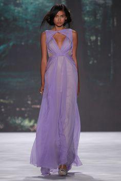 Badgley Mischka RTW Spring 2013 - Runway, Fashion Week, Reviews and Slideshows - WWD.com