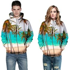 2015 Bape Hoodies Tropical Digital Printing Hooded Sweater Mens Clothing Leisure Wild Tide Brand Hedging Sweater From Just_trust, $19.59 | Dhgate.Com