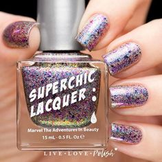 SuperChic Carnival of Terror Nail Polish (The Night Of Terror Collection)