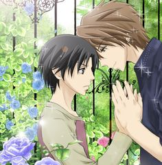 Kisa x Yukina is seriously the cutest yaoi couple ever <3 (Sekai Ichi Hatsukoi)