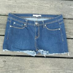 ♡SALE♡ Forever 21 jean cutoff shorts Forever 21 jean cutoff shorts. Size 30. Originally 30 by 29. Forever 21 Shorts Jean Shorts