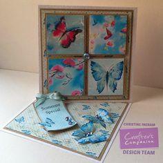 crafters companion kimono card ideas - Google Search