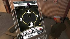 I am really feeling NBA 2K17 this year. The look, the feel, shoot around, my hangout and my phone. Not sure what other MyPlayers have on their virtual phones, but mine has this 🔥app from Konsole Kingz called Black Spades Game.  All my real spades players can now play the game they love on the go. Visit the App Store or Google Play to download Black Spades Game for FREE! #BlackSpadesGame #JokerJokerDeuceDeuce