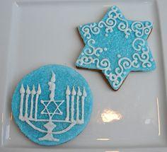 Menorah & Star of David by Cookievonster, via Flickr