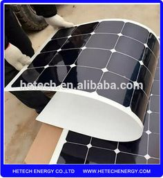 Check out this product on Alibaba.com App:For RV for car for Marine 21�igh Efficiency Flexible cell 110watt flexible thin film solar panel https://m.alibaba.com/RbyA7f
