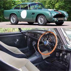 Aston Martin DB4    www.gentlemans-essentials.com