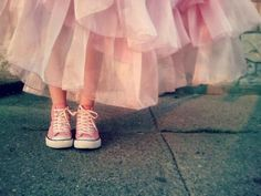 quinceanera and her converse