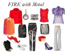 fire with metal fashion - www.expressingyourtruth.com