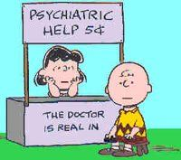 Image detail for -lucy s psychiatric advice booth in the comic strip peanuts