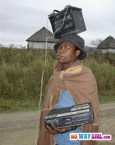Ghetto iPod