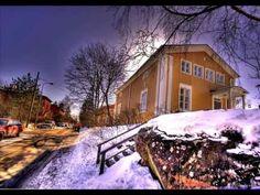 Kristian Meurman Nousevan auringon talo