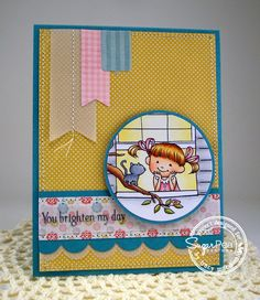 SugarPea Designs What's Mew by Tracy MacDonald