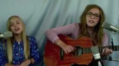 Lennon and Maisy- Headlock by Imogen Heap.   12 and 8 year old show up Imogen Heap.