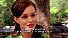 Classic Blair Waldorf