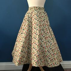 A personal favorite from my Etsy shop https://www.etsy.com/listing/254675023/1950s-cotton-print-with-sequins-full