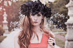 Dreadlocks, Wonder Woman, Crown, Hair Styles, Photography, Beauty, Women, Fashion, Beleza