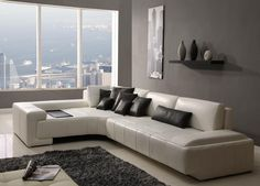 Modern Living Room Furniture – A New Way to Express How Elegant Your House Is