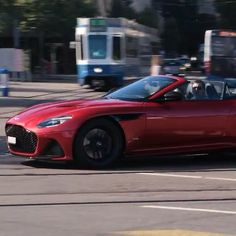 Aston Martin DBS Superleggera Spotted Bond Cars, Aston Martin Vanquish, Best Luxury Cars, 5 Years, Super Cars, Random, Hot