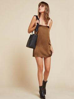 The Alegre Dress  https://www.thereformation.com/products/alegre-dress-rust?utm_source=pinterest&utm_medium=organic&utm_campaign=PinterestOwnedPins