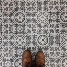 patterned cushion sheet vinyl flooring moroccan design tangier 04