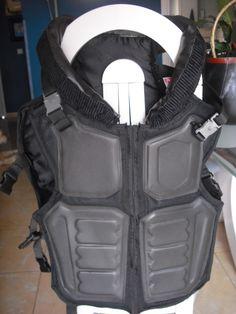 DREDD 3D Yarko's DREDD 2012 thread (New silicone vest armour on page 7)