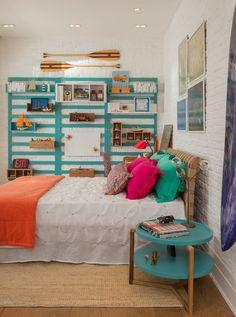 10 quartos luxuosos decorados por grandes arquitetos - Casa