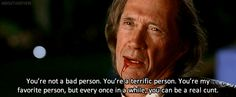 Kill Bill quote, too perfect.