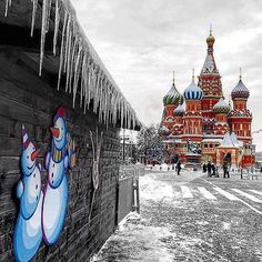 Red Square Kremlim