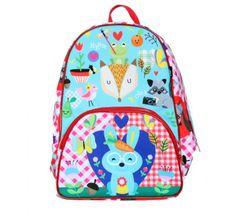 716ebbf068d67 MOCHILA INFANTIL FLORESTINHA – Ó DESIGN A mochila infantil florestinha é  perfeita para os pequenos!