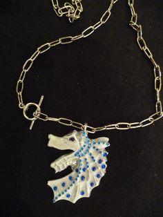 Fimo seahorse02