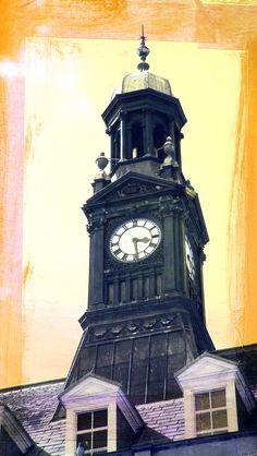 Clock Tower by Zaina-Isard.deviantart.com on @DeviantArt
