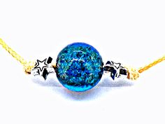 STERNTALER böhmische Glasperlen Armband Sterne von Kleines Karma - Natur & Trend Schmuck, Ketten & Colliers, Uhren, Accessoires und Geschenke aus Berlin auf DaWanda.com