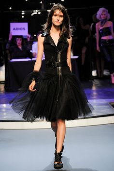 Jean Paul Gaultier Spring 2014 Ready-to-Wear Collection on Style.com: Runway Review