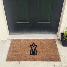 Skyrim Welcome Mat