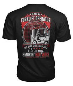 8dd55e334 Forklift Driver Tshirt I Am A Forklift Operator Forklift Driver Funny Tshirt  For Men