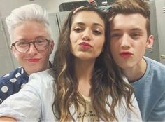 Please go follow @Bethany Mota! ♡ I love her so much and hopefully one day she will follow me! :D (tagged below!) ♡
