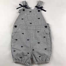 Baby Girl Gymboree Girls Embroidered Preppy Whale Nautical Seersucker Bubble Romper Toddler Girl Romper, Girls Rompers, Seersucker, Gymboree, Gingham, Cute Girls, Preppy, Whale, Bubble