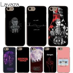 Lavaza stranger things Cover Case for iPhone X 10 8 7 6 plus Cases for Apple 5 SE 4 Coque Shell Iphone 5s, Iphone 8 Plus, Funda Iphone 6s, Iphone Cases, Stranger Things Phone Case, Couples Phone Cases, Apple 5, Pc Cases, 6s Plus Case