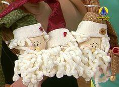 enfeite de Árvore de Natal em tecido passo a passo para você decorar a casa, presentear e para vender e lucrar neste natal. Faça você mesmo enfeite de natal