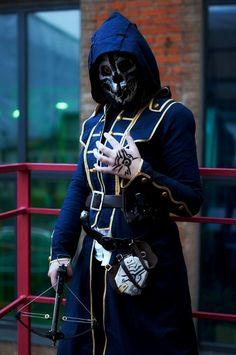 Cosplay of Corvo Attano Dishonored