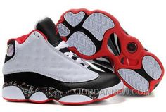 http://www.jordannew.com/kids-nike-air-jordan-13-shoes-white-black-red-discount-ypaktpb.html KID'S NIKE AIR JORDAN 13 SHOES WHITE/BLACK/RED DISCOUNT YPAKTPB Only $89.32 , Free Shipping!
