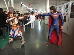 Aloy hunting for Supermen