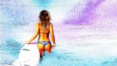 Surfing holidays is a surfing vlog with instructional surf videos, fails and big waves Bikinis, Swimsuits, Summer Is Coming, Kids Swimwear, Beach Day, Ocean Beach, Swimwear Fashion, Halloween Makeup, Weight Loss Tips